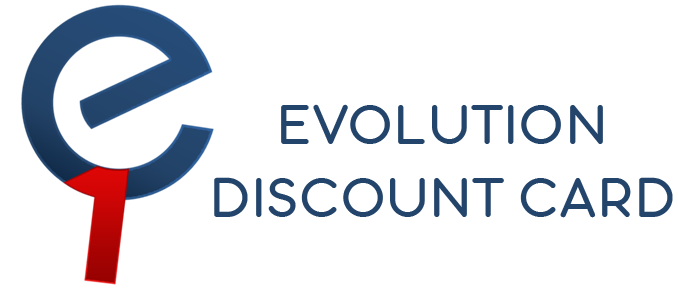 Evolution Discount Card